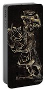 Abstraction 2969 Portable Battery Charger