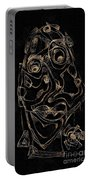 Abstraction 2978 Portable Battery Charger