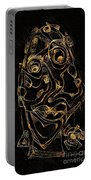 Abstraction 2979 Portable Battery Charger