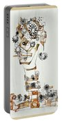 Abstraction 2990 Portable Battery Charger