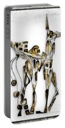 Abstraction 3091 Portable Battery Charger