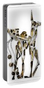 Abstraction 3092 Portable Battery Charger