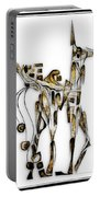 Abstraction 3093 Portable Battery Charger