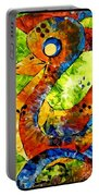 Abstraction 3198 Portable Battery Charger