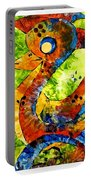 Abstraction 3199 Portable Battery Charger
