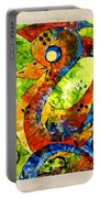 Abstraction 3200 Portable Battery Charger