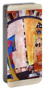 Abstraction 3219 Portable Battery Charger