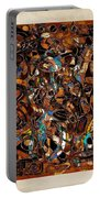 Abstraction 3377 Portable Battery Charger