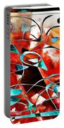 Abstraction 3423 Portable Battery Charger