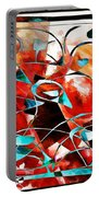 Abstraction 3424 Portable Battery Charger