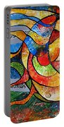 Abstraction 787 - Marucii Portable Battery Charger