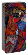 Abstraction 858 -marucii Portable Battery Charger