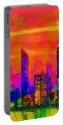 Abu Dhabi Skyline - Da Portable Battery Charger