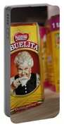 Abuelita Portable Battery Charger