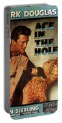 Ace In The Hole Film Noir Portable Battery Charger