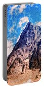 Aconcagua Blue Sky Portable Battery Charger