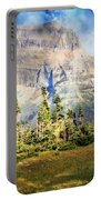Across The Meadow Portable Battery Charger