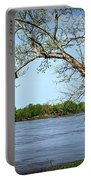 Across The Wide Missouri Portable Battery Charger