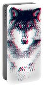 Act Like A Wolf Portable Battery Charger