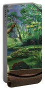 Adam And Eve Display Portable Battery Charger