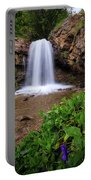 Adams Canyon Lower Falls Spring Portable Battery Charger