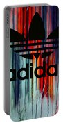 Adidas Plakative - Typografie Portable Battery Charger
