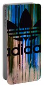 Adidas Plakative - Typografie 01 Portable Battery Charger