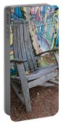 Adirondack Chair ? Portable Battery Charger