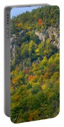Adirondack Mountains New York Portable Battery Charger