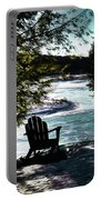 Adirondack Silhouette Portable Battery Charger