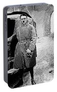 Adolf Hitler Shortly After His Release From Prison 1924-2012 Portable Battery Charger