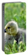 Adorable Goose Chick Portable Battery Charger