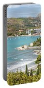 Adriatic Coast In Croatia Portable Battery Charger