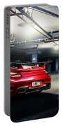 Adv1 Red Porsche 2 Portable Battery Charger