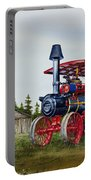 Advance Rumely Steam Traction Engine Portable Battery Charger