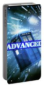 Advanced Whovians Alt Portable Battery Charger