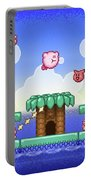 Adventure Kirby Portable Battery Charger