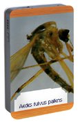 Aedes Fulvus Pallens- Mosquito Portable Battery Charger
