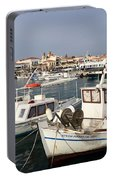 Aegina Boats Portable Battery Charger