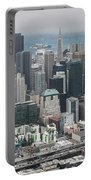 Aerial San Francisco Portable Battery Charger