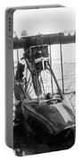 Aerial Torpedo, 1915 Portable Battery Charger