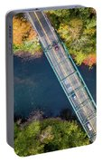 Aerial View Of A Bridge Portable Battery Charger