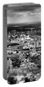 Aerial View Of London 6 Portable Battery Charger