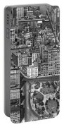Aerial View Of Union Square Portable Battery Charger