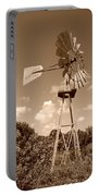 Aermotor Windmill Portable Battery Charger