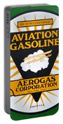 Aerogas Green Pump Portable Battery Charger