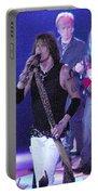 Aerosmith-steven Tyler-00078 Portable Battery Charger
