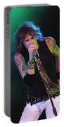 Aerosmith - Steven Tyler -dsc00138 Portable Battery Charger