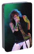Aerosmith - Steven Tyler -dsc00138 Portable Battery Charger