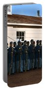 African American Troops In Us Civil War - 1965 Portable Battery Charger